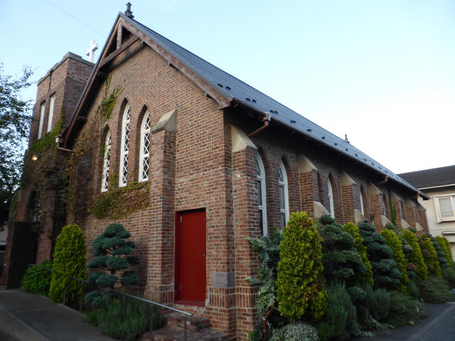 川越基督教会1
