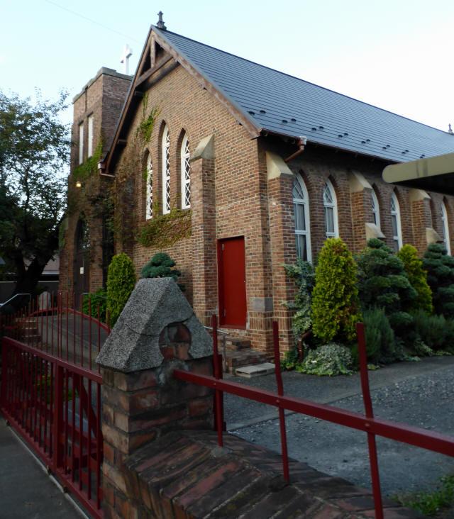 川越基督教会2