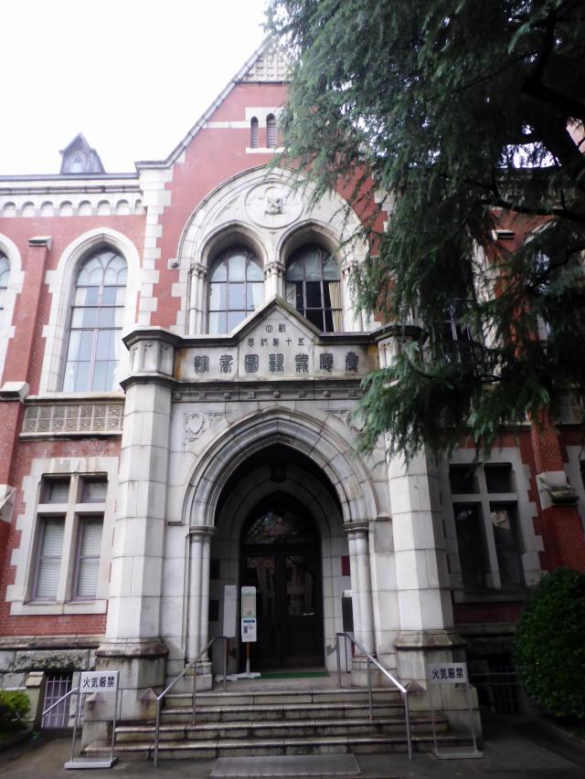 慶応義塾大学図書館3