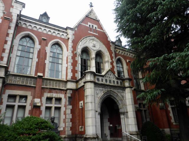 慶応義塾大学図書館5