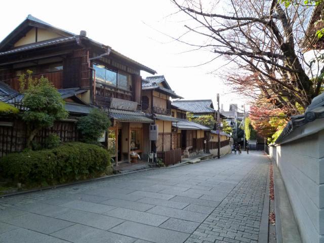 京都東山の秋1