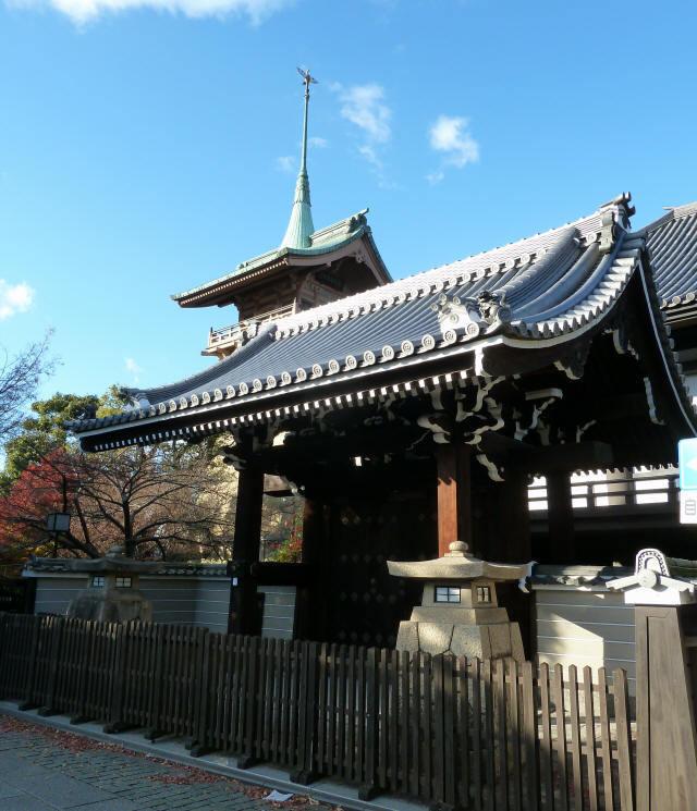 京都東山の秋3