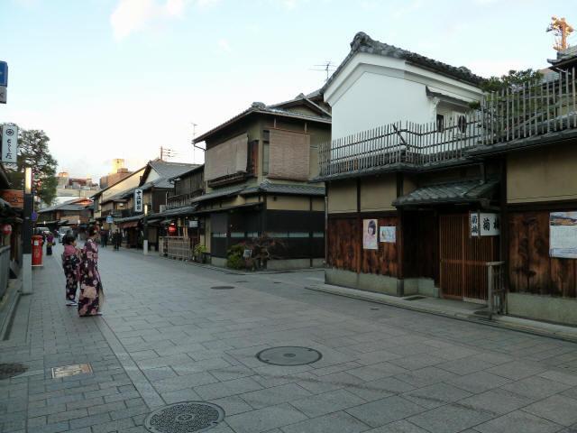 京都東山の秋0