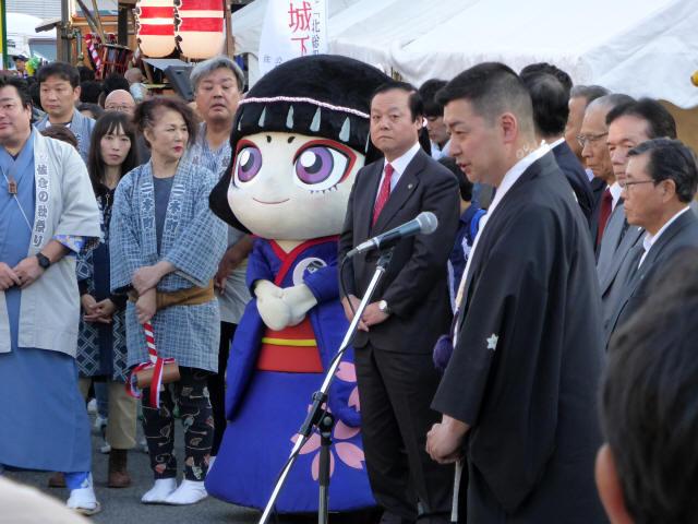 佐倉の秋祭り2