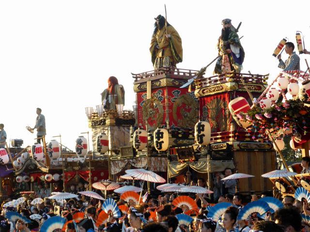 佐倉の秋祭り4