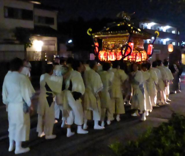 佐倉の秋祭り7