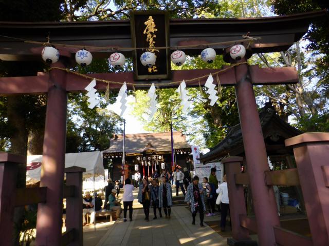 佐倉の秋祭り8