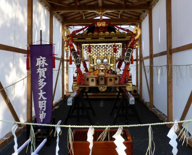 佐倉の秋祭り0
