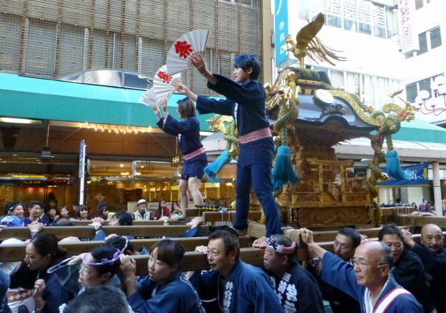 静岡みこし祭4