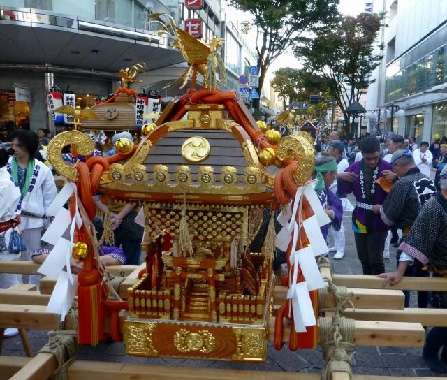 静岡みこし祭2