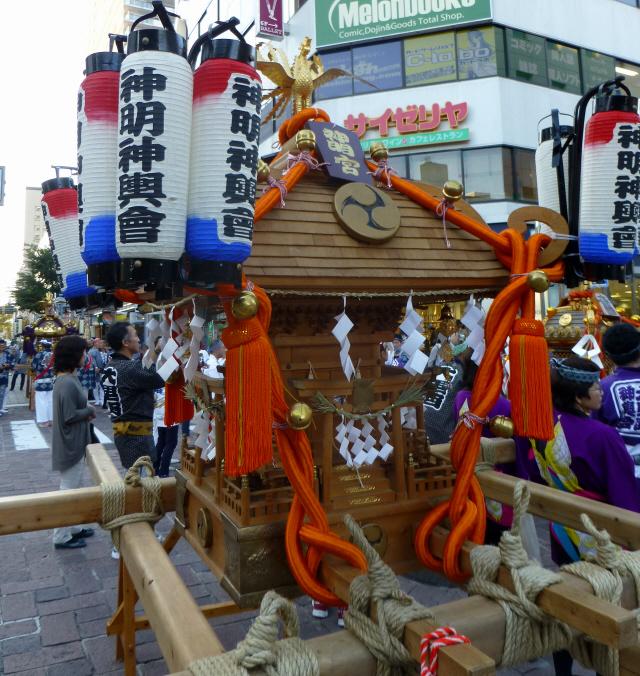 静岡みこし祭3