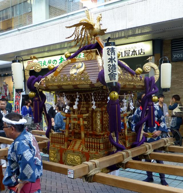 静岡みこし祭9