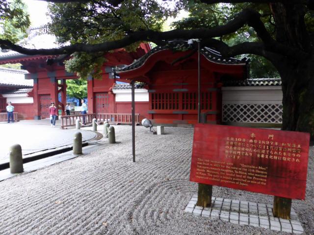 東京大学/赤門3