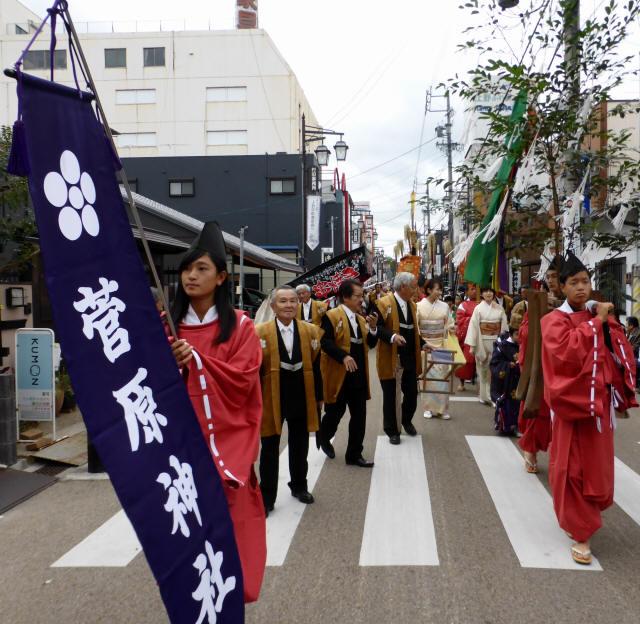 上野天神祭・神輿3