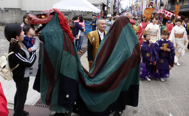 上野天神祭・神輿7