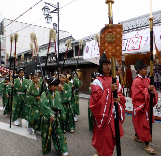 上野天神祭・神輿8