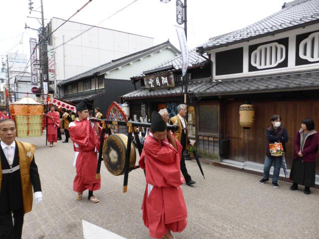 上野天神祭・神輿0