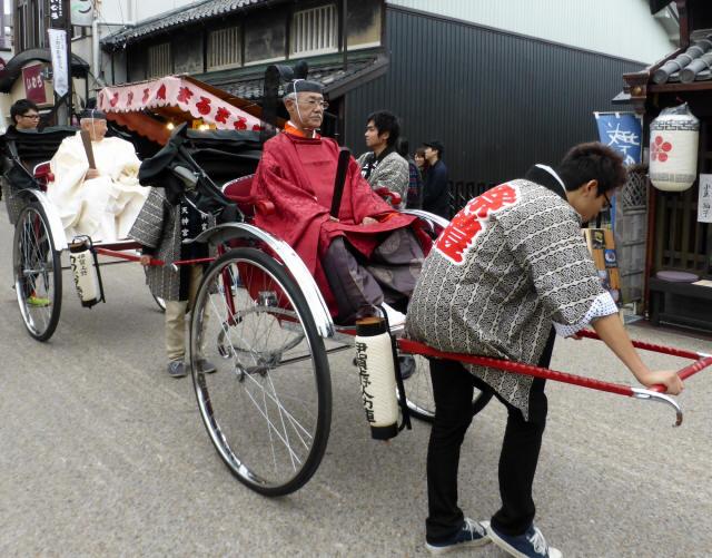 上野天神祭・神輿f