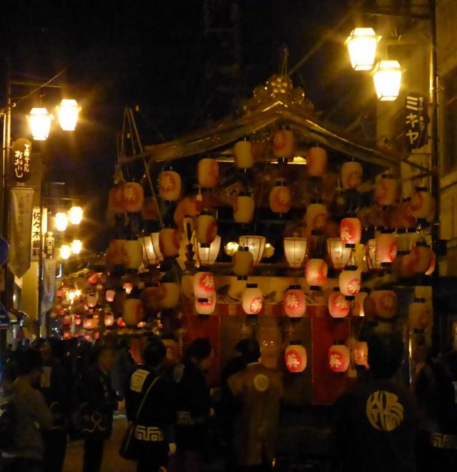 上野天神祭・神輿6