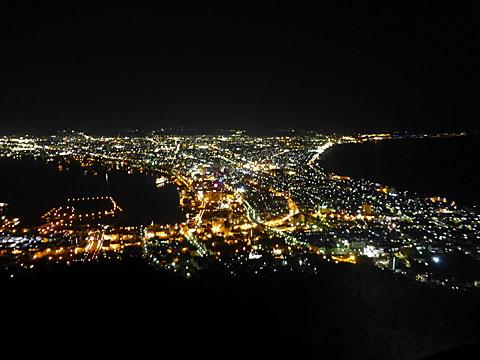 16 10/30 函館 夜景