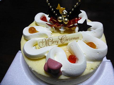 16 12/24 クリスマスケーキ