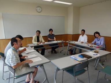 田上小問題地元対策委員会を開催
