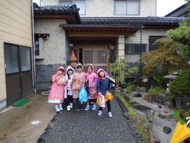 杜の里児童館のハロウィン
