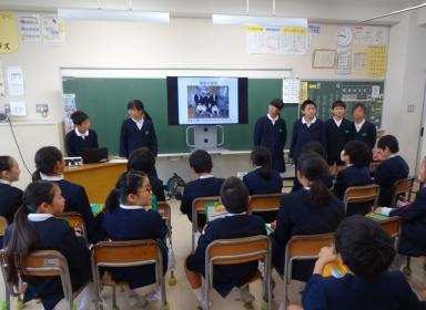 5年生の田上の歴史・昔の話