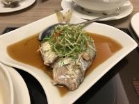 蒸し魚161222