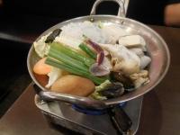 海鮮ちゃんこ鍋160717