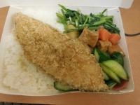 魚排飯160720