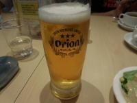 オリオン生ビール160808