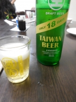 台湾生ビール160810