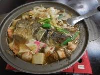 砂鍋魚頭160813