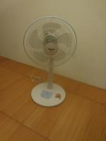 子供部屋用扇風機160902