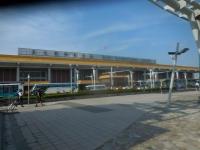 台北松山空港160904