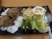 香煎烤肉飯160907