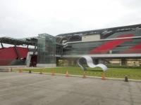 空港MRT高鐵桃園站160909