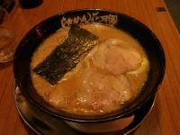 大蒜拳骨拉麺160914