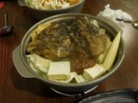 沙茶魚頭鍋160915