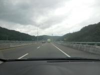 泰山は曇り160922