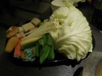 野菜&練り物とか161007