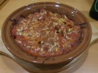 蕃茄肉醬斜管麵161009