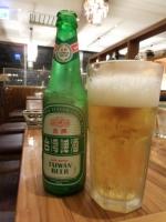 台湾金牌ビール161029