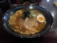 札幌醤油叉燒拉麵161107