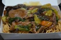 廣州牛肉炒麵161220
