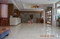 華閣溫泉飯店ロビー160624