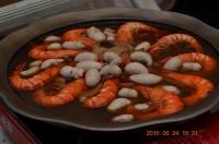 麻油蝦160624
