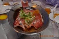 蒸し魚160624