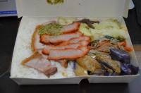 叉燒燒肉飯160711